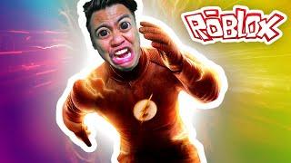 getlinkyoutube.com-THE FILIPINO FLASH!   Roblox: Speed Run 4