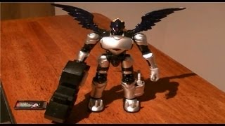 getlinkyoutube.com-Digimon Xros Figure Series 06 Beelzebumon Review