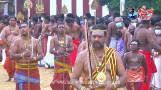 நல்லூர் ஸ்ரீ கந்தசுவாமி கோவில் 22ம் திருவிழா மாலை (ஒருமுகத் திருவிழா) 15.08.2020