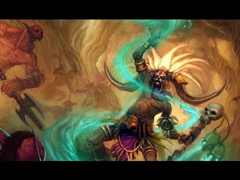 Diablo 3: Witch Doctor Character Class Details