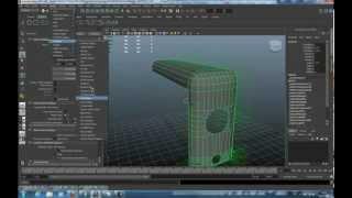 getlinkyoutube.com-Wie ein Mod entsteht (1) - Modeling in Maya