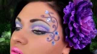 getlinkyoutube.com-fairy makeup