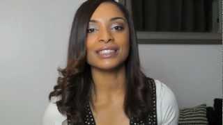getlinkyoutube.com-Routine Capillaire & Conseils by Tatiana.B / Hair Regimen