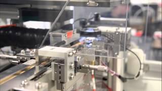 High Speed Laser Tablet Drilling System | CMS Laser