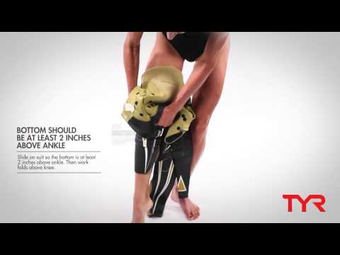 TYR Wetsuit Instructional Video