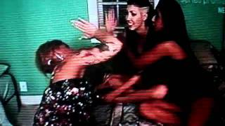 getlinkyoutube.com-Bad Girls Club Kristen -VS- Lea