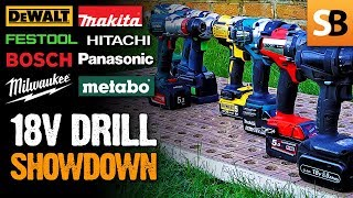 getlinkyoutube.com-18v Combi  Drill Test II Part 3 - Final Results