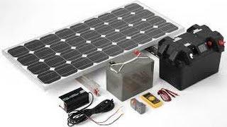 قبل ان تشتري معدات طاقة شمسية    يجب ان تعرف هذا