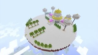 getlinkyoutube.com-【Minecraft】カリン塔と神の神殿 Part1【XBLA】