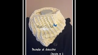 getlinkyoutube.com-CUELLO TUBULAR A CROCHET