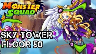 getlinkyoutube.com-MONSTER SQUAD | SKY TOWER FLOOR 50