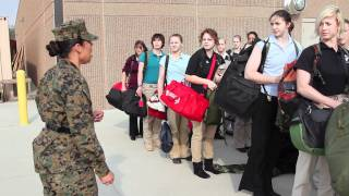 Officer Candidate School Prep 2011 - The Drill Instructor