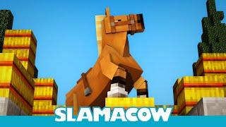 getlinkyoutube.com-Hay's for Horses - Minecraft Animation - Slamacow