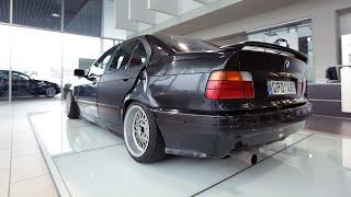 BMW E36 325 Street Drifting Tribute