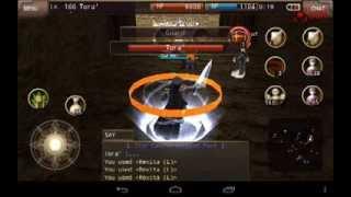 getlinkyoutube.com-Iruna Online - Gladiator sword DPS type