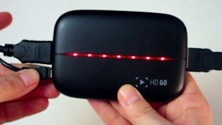 getlinkyoutube.com-So nehme ich auf - Unboxing und Vorstellung der Elgato Game Capture HD 60 [GER/HD]