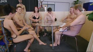 getlinkyoutube.com-What is it like if everyone in the office get naked