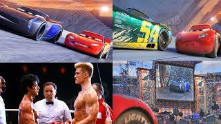 getlinkyoutube.com-Secretos & Cosas Que No Notaste en el Trailer de cars 3!