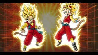 getlinkyoutube.com-¿Porque PAN No Pudo Transformarse en Super Saiyajin? / Dragon Ball