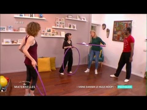 Comment danser le Hula Hoop ? - La Maison des Maternelles
