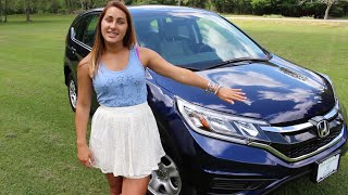 getlinkyoutube.com-2015 Honda CR-V LX Review and Test Drive -Base Model | Herb Chambers Honda