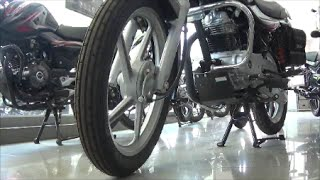 getlinkyoutube.com-New Bajaj CT 100 Model 2015 Walk Around