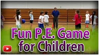 getlinkyoutube.com-Physical Education - Fun Game for Children