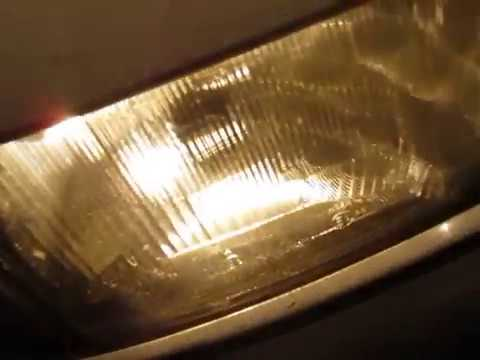Замена габаритной лампочки-Vw passat B3
