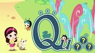 getlinkyoutube.com-Letter Q - Olive and the Rhyme Rescue Crew