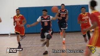West Virginia Commit James Bolden