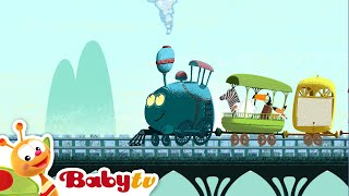 getlinkyoutube.com-Tricky Tracks - New on BabyTV!