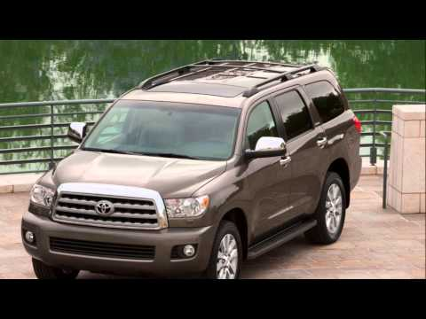 Export Toyota Sequoia Platinum and SR5 on Sale Call