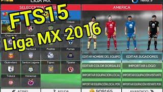 getlinkyoutube.com-FTS15 [Liga MX 2016]