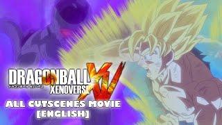 getlinkyoutube.com-Dragon Ball Xenoverse - All Cutscenes Movie [ENGLISH]