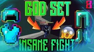 "getlinkyoutube.com-""INSANE GODSET DERP PVP"" Minecraft COSMIC Factions #8 (Ice Planet)"