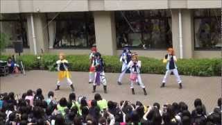 getlinkyoutube.com-【踊ってみた】マジLOVE→まっさら→メグメグ【マジIDOL1000%】