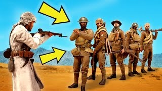 getlinkyoutube.com-BATTLEFIELD 1 FAILS & Epic Moments! #6 (BF1 Funny Moments Gameplay Montage)