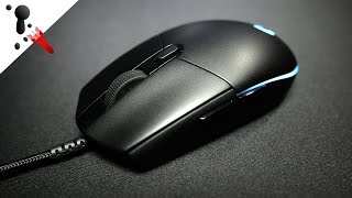 getlinkyoutube.com-Logitech G Pro Gaming Mouse Review by FPS Veteran