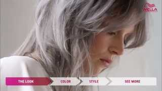 getlinkyoutube.com-How to get perfect Grungy Grey hair