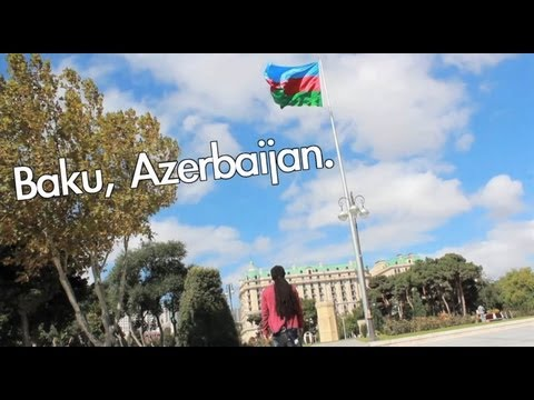 A week in Azerbaijan
