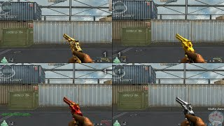 getlinkyoutube.com-CrossFire Vietnam 2.0 : Anaconda Gold Black Dragon [Comparison] ✔ #60FPS