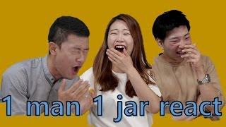 getlinkyoutube.com-Koreans react to 1 MAN 1 JAR (jarsquatter) - shocking website in the world