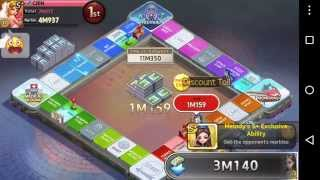 getlinkyoutube.com-Line Get Rich : Melody JKT48 S+ gameplay and unique ability