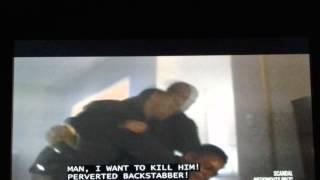 getlinkyoutube.com-Menace II Society - Caine pistol whip Chauncy