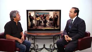 Entrevista a Pedro Calderón del Grupo Ayllu de música andina latinoamericana