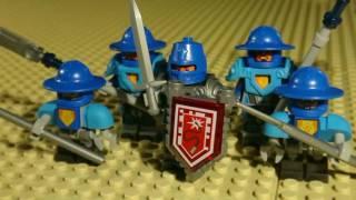 getlinkyoutube.com-LEGO NEXO KNIGHTS - COMPILATION - MONSTERS V'S KNIGHTS