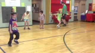 getlinkyoutube.com-Whittier Elementary PE Warm-Up