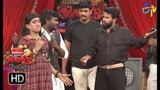 Hyper Aadi, Raising Raju Performance   Jabardasth   29th  March 2018    ETV  Telugu