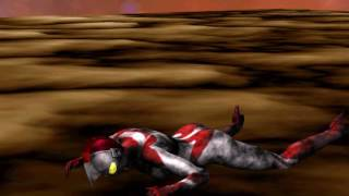 getlinkyoutube.com-UltraWoman defeated