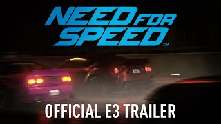 getlinkyoutube.com-Need for Speed Official E3 Trailer PC, PS4, Xbox One